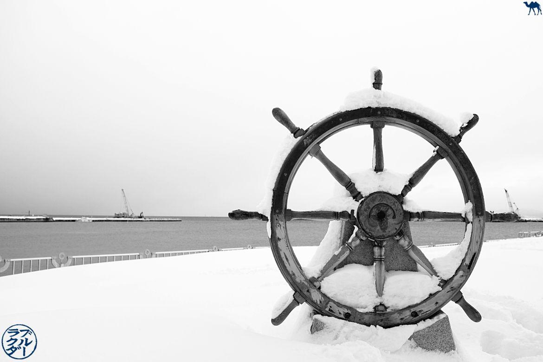 Le Chameau Bleu - Blog Voyage Aomori Japon- Visite de Aomori dans le Tohoku voyage au japon - Port de Aomori