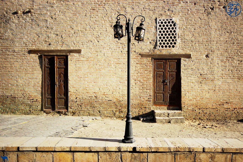 Le Chameau Bleu - Blog Voyage Boukhara Ouzbékistan - Asie Centrale- rue de Boukhara