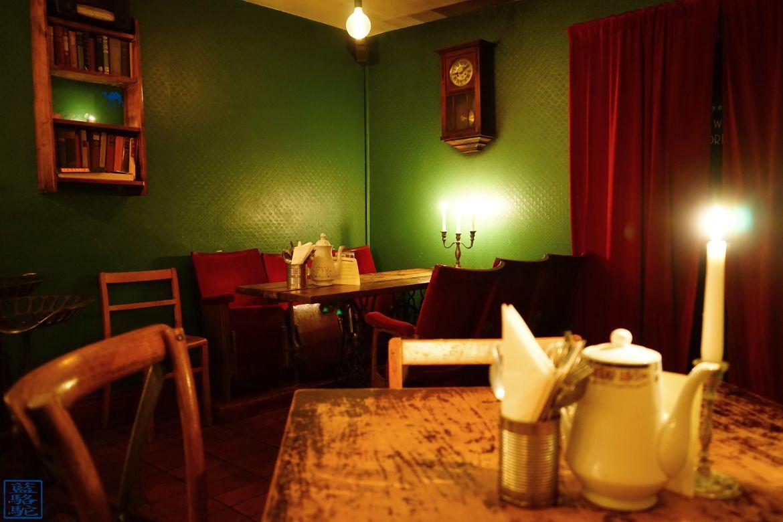 Le Chameau Bleu Blog Bonne adresse Londres - La salle d'Evans and Peel - Bar à faire lors d'une séjour à Londres