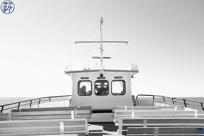 Le chameau bleu- Blog voyage -Long-Island-Patchogue-bateau