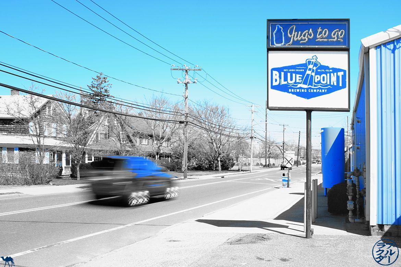 Le chameau bleu- Blog voyage Long-Island - Patchogue-blue point