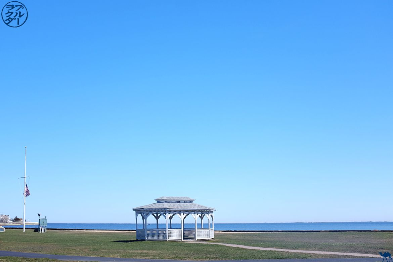 Le chameau bleu- Blog voyage- Patchogue -Long-Island-Patchogue-kiosque