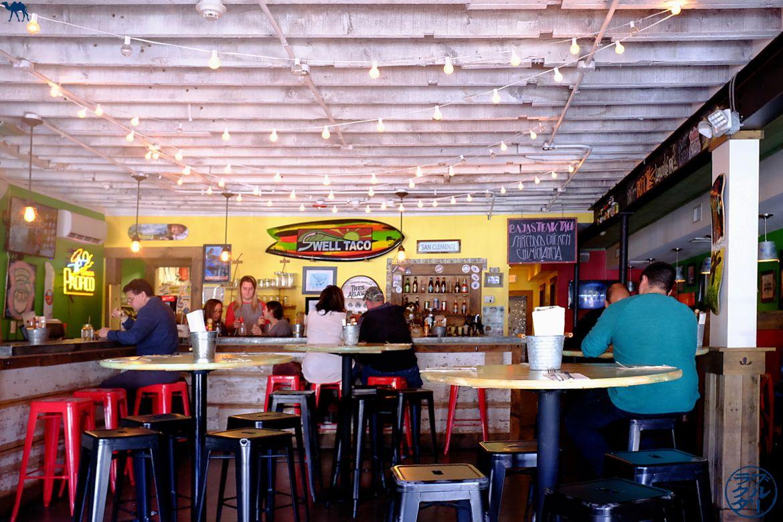 Le chameau bleu- Blog voyage -Long-Island-Patchogue Restaurants- Swell Taco