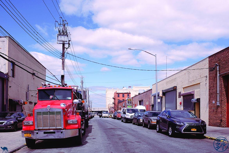 Le Chameau Bleu - Blog Voyage New York City Rue de Red Hook dans Brooklyn - Voyage à New York