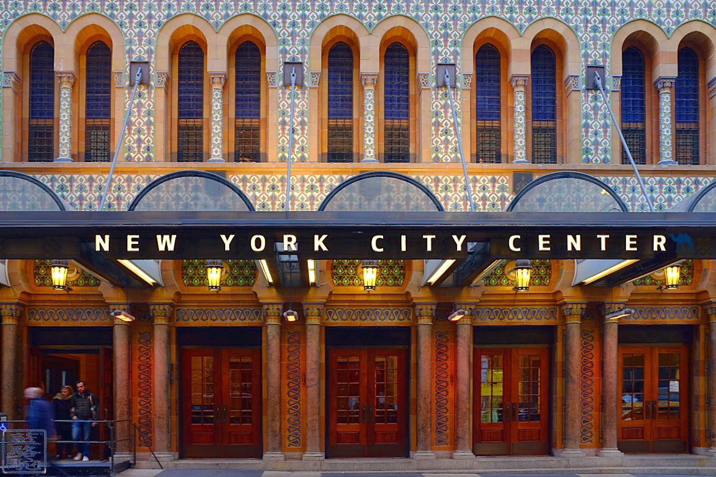 New York City Center Manhattan - Voyage à New York