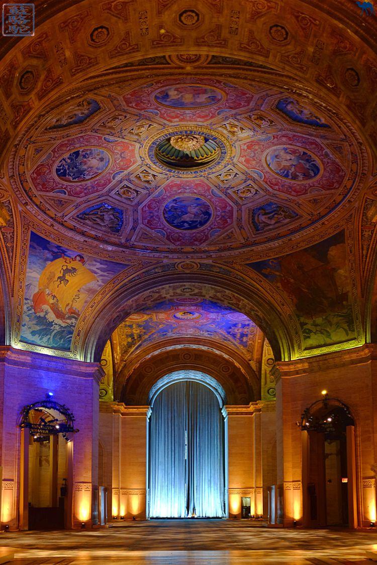 Le Chameau Bleu Blog Voyage NewYork - Cunard Building à Manhattan New York