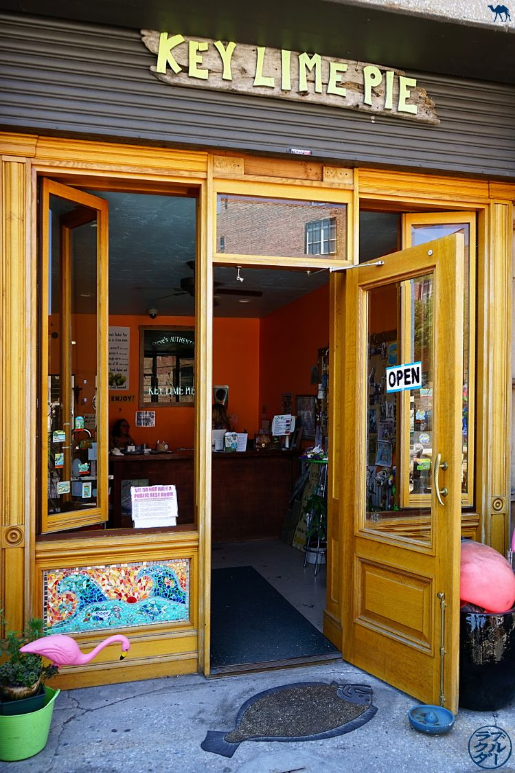 Le Chameau Bleu - Gouter Chez Steve's Authentic Key Lime Pies - Red Hook New York