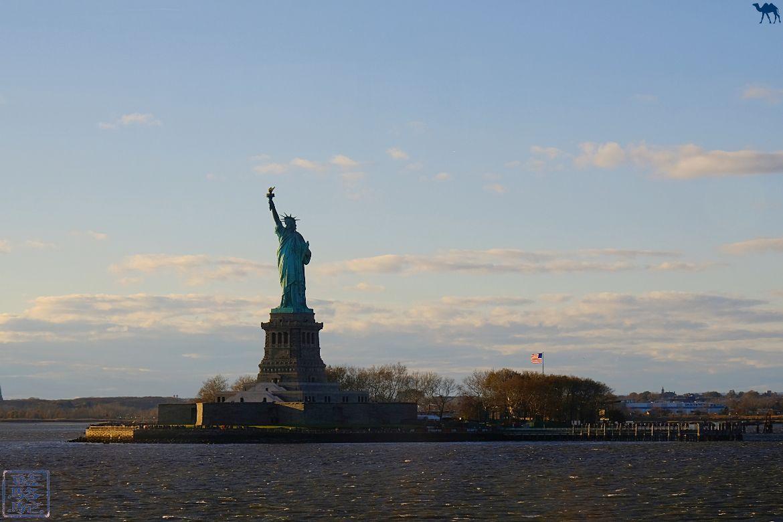 Blog VoyagBlog Voyage New York City Statue de la liberté New York USAe New York City Ferry pour Staten Island - Séjour à New York USA