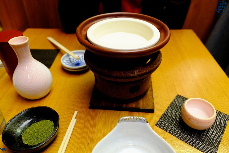 Sobaya - Restaurant Japonais East village - Voyage à New York - Le Chameau Bleu