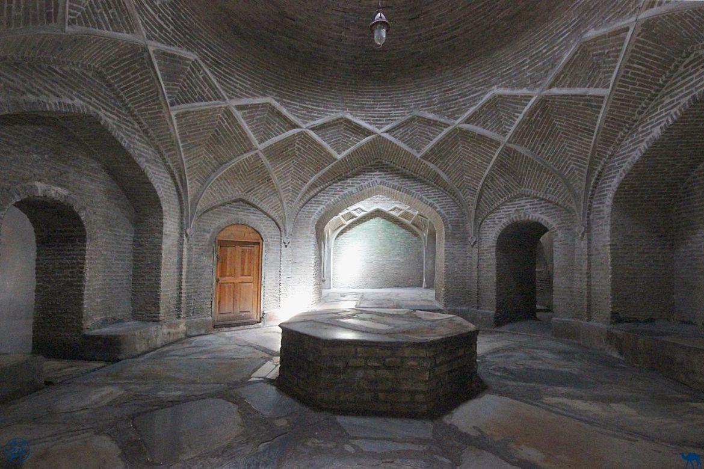 Hamman dans la ville de Boukhara - Voyage en Ouzbékistan - Le Chameau Bleu