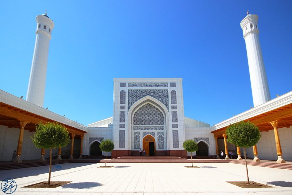 Blog Voyage Ouzbékistan - Mosquée Blanche Minor - Tashkent Ouzbékistan