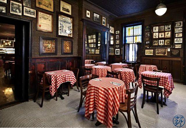 Restaurant P.J Clarke'sà New York - Le Chameau Bleu Blog Cuisine et Voyage