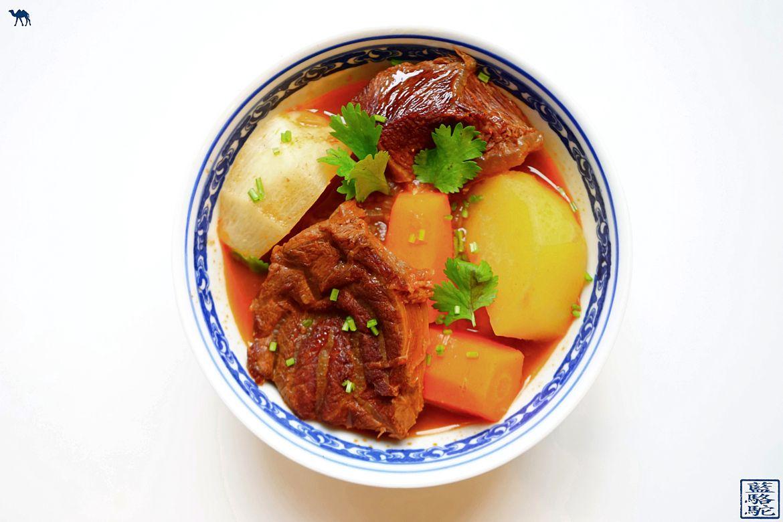 Le Chameau Bleu - Blog Cuisine et Voyage - Recette de Boeuf mijoté a la vietnamienne