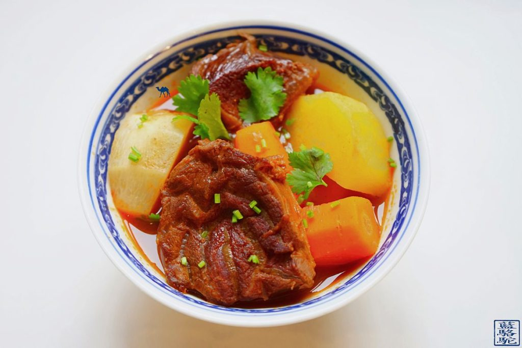 Blog Cuisine et Voyage - Recette de ragout de Boeuf à la vietnamienne - Recette asiatique