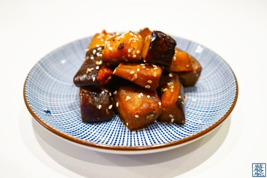 Le Chameau Bleu - Blog de Cuisine et Voyage - Recette nippone - Sauté d'aubergines à la japonaise