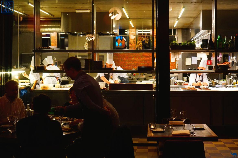 Le Chameau Bleu - Blog Voyage Restaurant Gand Belgique - Cuisine - Gent Restaurant Gastronomique Volta