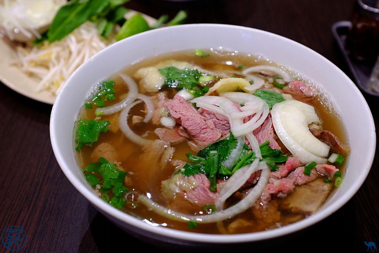 Le Chameau Bleu - Blog Gastronomie Song Huong Restaurant vietnamien à Paris- Meilleur Pho de Paris