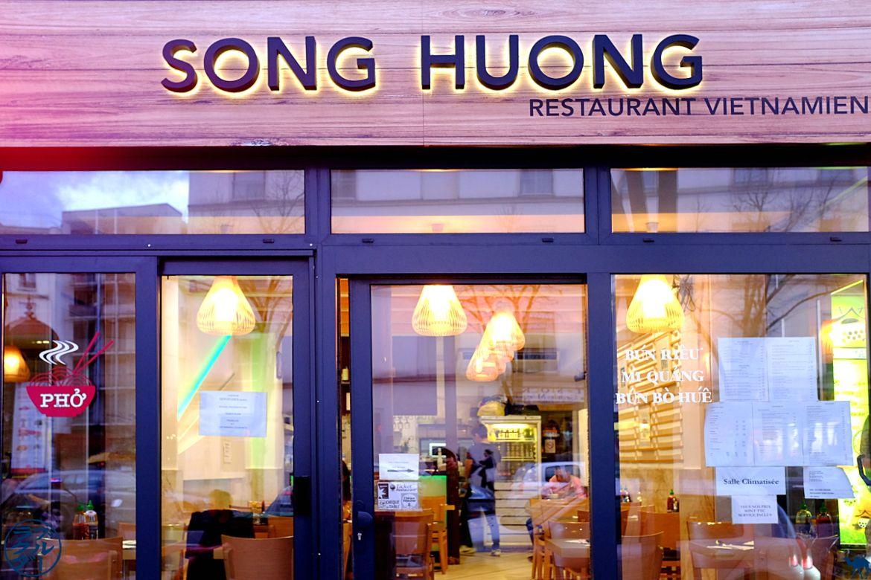 Le Chameau Bleu - Blog Gastronomie Bonne Adresse Restaurant Paris - Song Huong notre resto viet - Meilleur Pho de Paris