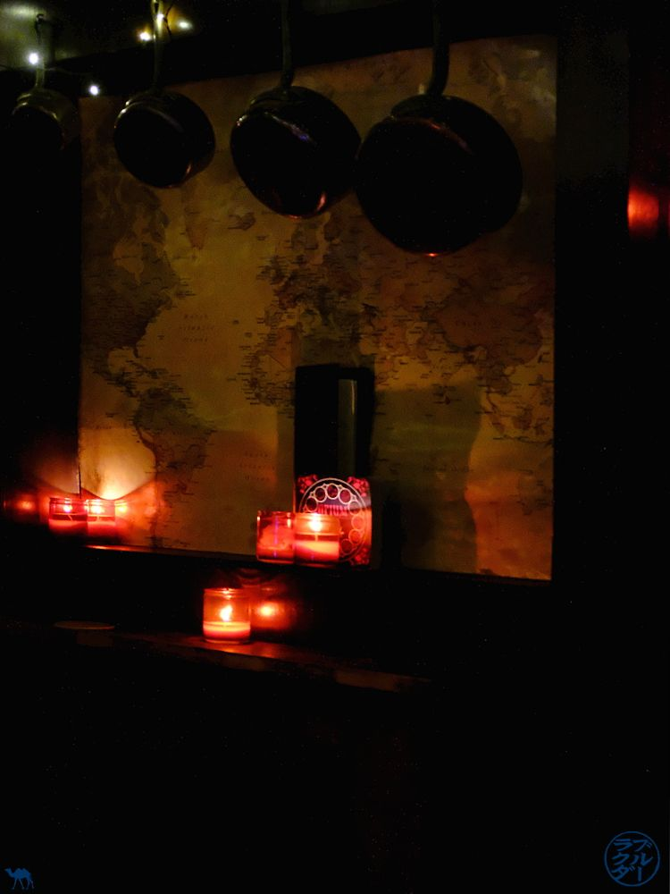 Blog WeekEnd à Londres - Salle de l'opium bar - bar à cocktail Soho Londres
