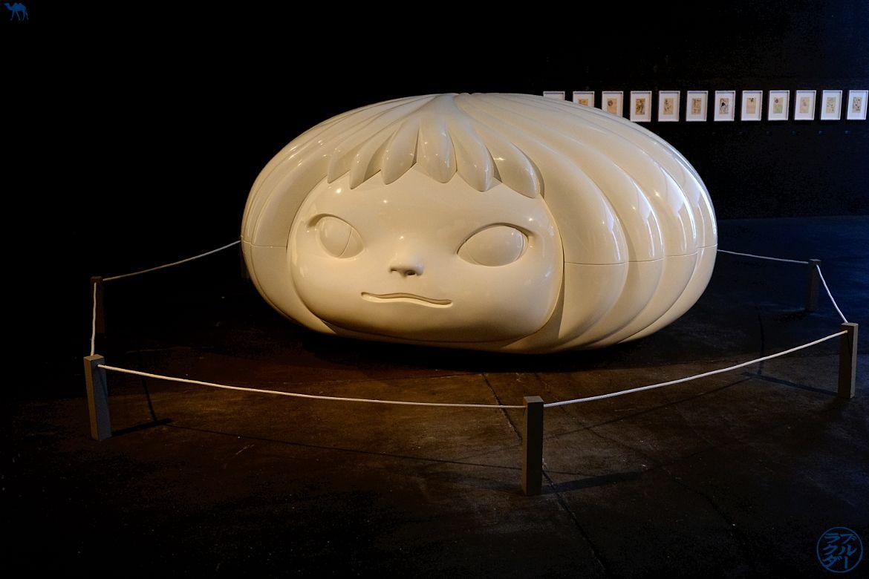 Le Chameau Bleu - Blog Information Aomori Japon - Exposition du Aomori Museum of Art - Tohoku Voyage au Japon