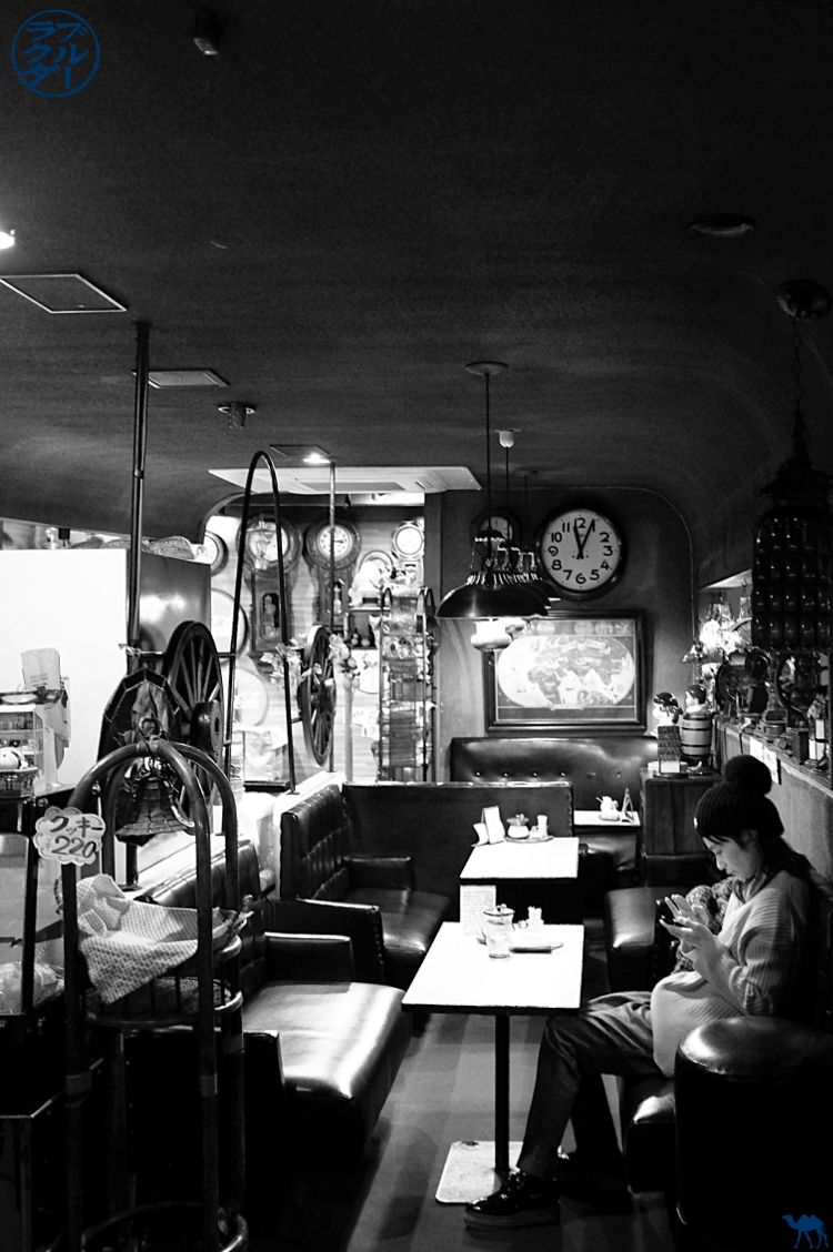 Le Chameau Bleu - Blog Voyage Aomori Japon - Coffee Pol a Aomori Tohoku Japon