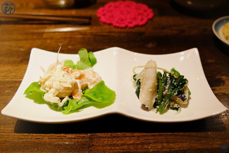 Le Chameau Bleu - Blog Tohoku Japon - Voyage au Japon dans le Tohoku - Kakunodate - Maquereau au vinaigre