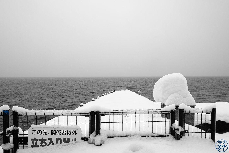 Le Chameau Bleu - Voyage dans le Tohoku au Japon - Lac de Tazawa