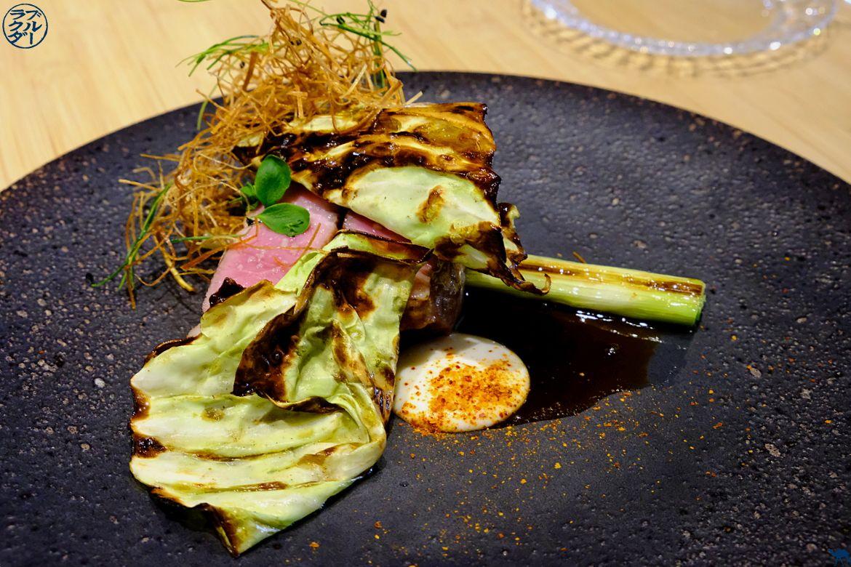 Le Chameau Bleu - Blog Gastronomie et Voyage - Restaurant Gastronomique Toyo à Paris
