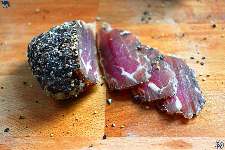 Le Chameau Bleu - Blog Cuisine - Faire son propre saucisson - recette saucisson fait maison