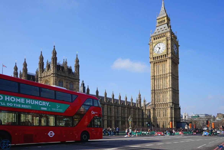 Le Chameau Bleu - Blog Londres- Visite de Big Ben