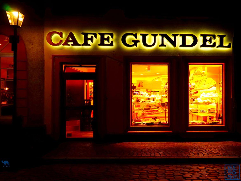 Le Chameau Bleu - Blog Voyage Heidelberg Allemagne - Café Gundel - Heidelberg