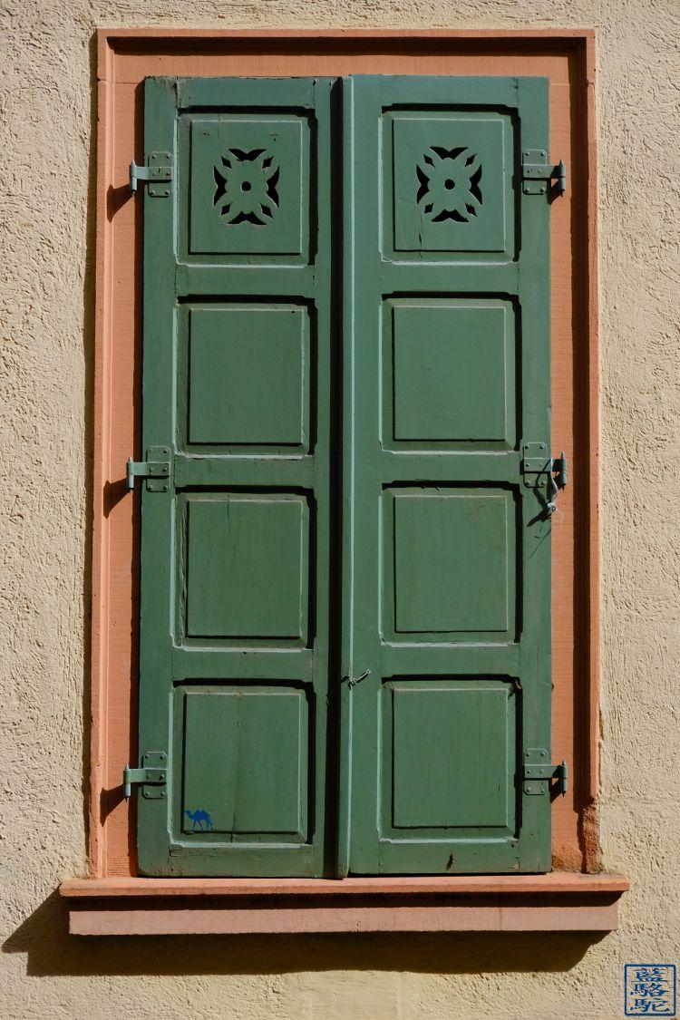 Le Chameau Bleu -Blog Voyage Heidelberg Allemagne - Volets - Heidelberg - Virée en Allemagne