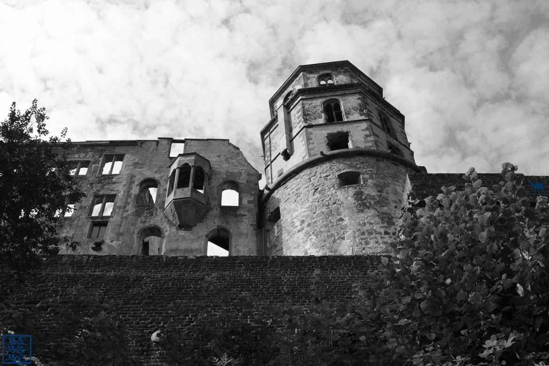 Le Chameau Bleu - Blog Voyage Heidelberg Allemagne - Chateau Heidelberg - Escapade en Allemagne