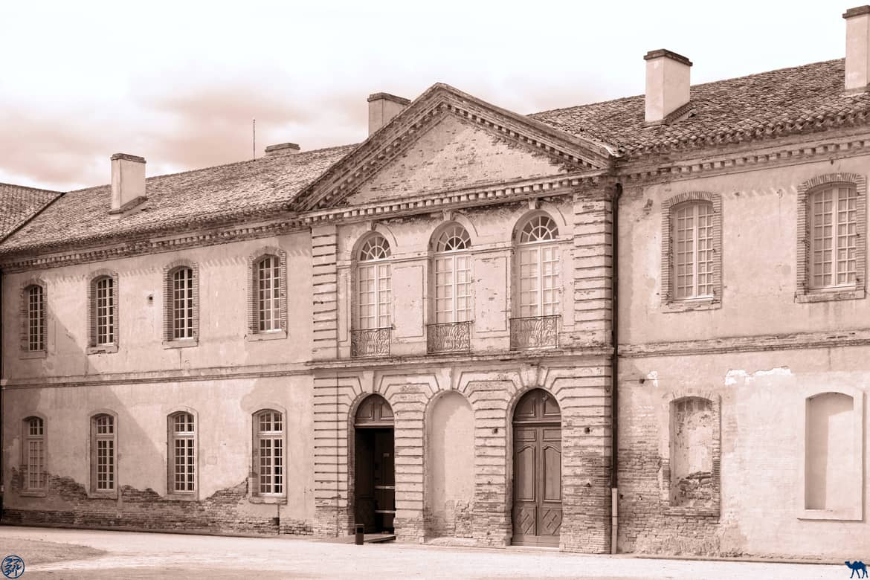 Le Chameau Bleu - Blog Voyage - Lomagne - Abbaye BellePerche - Tarn Et Garonne