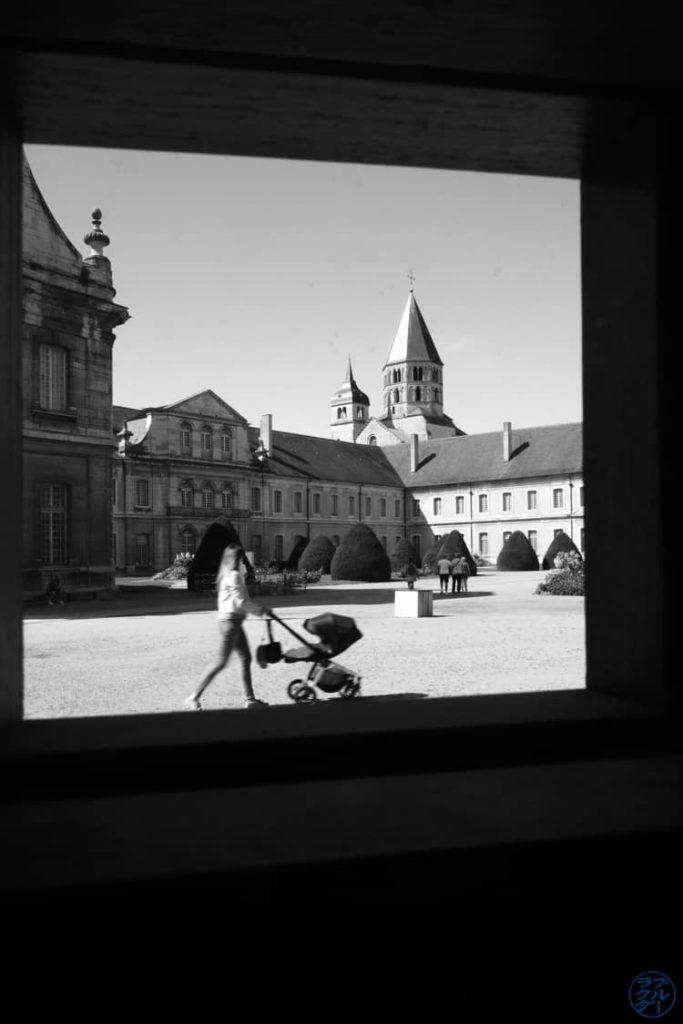 Le Chameau Bleu - Blog Voyage et Photo - Abbaye de Cluny Bourgogne