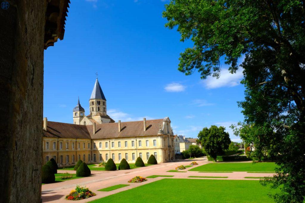 Le Chameau Bleu - Blog Voyage et Photo - Abbaye de Cluny
