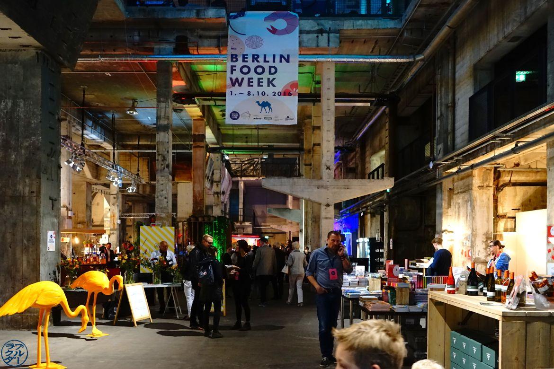 Le Chameau Bleu - Voyage Weekend en Allemagne - Berlin food Week