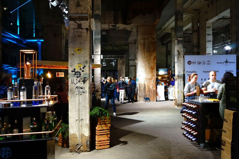 Le Chameau Bleu - Blog Voyage Allemagne - Berlin food Week