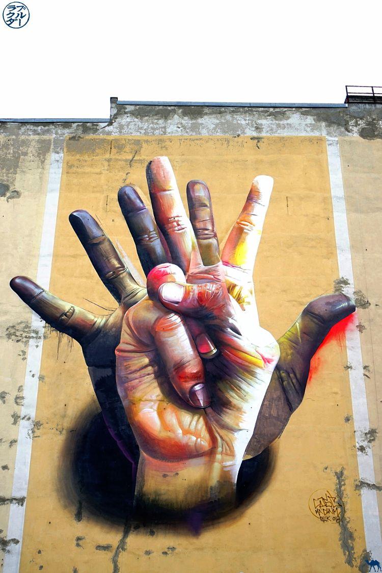 Le Chameau Bleu -Blog Berlin - Street Art de Berlin