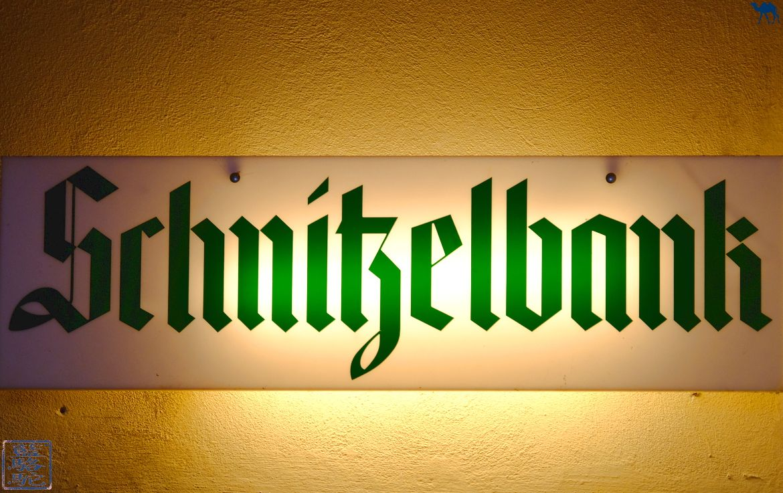 Le Chameau Bleu-Blog Voyage Heidelberg Allemagne - Restaurant Schnitzelbank à Heidelberg Altstadt