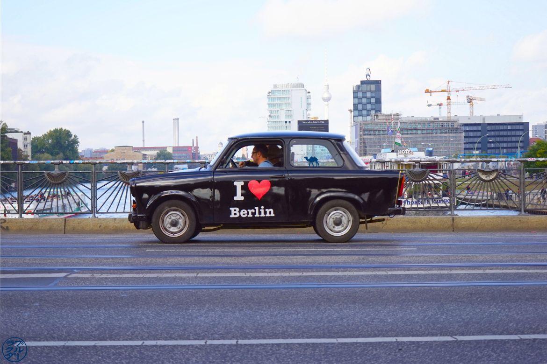 Le Chameau Bleu - Blog Voyage Berlin - I love Berlin