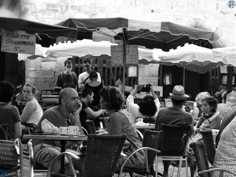 Le Chameau Bleu - Blog Voyage et Gastronomie - Marché Saint Antonin Noble Val