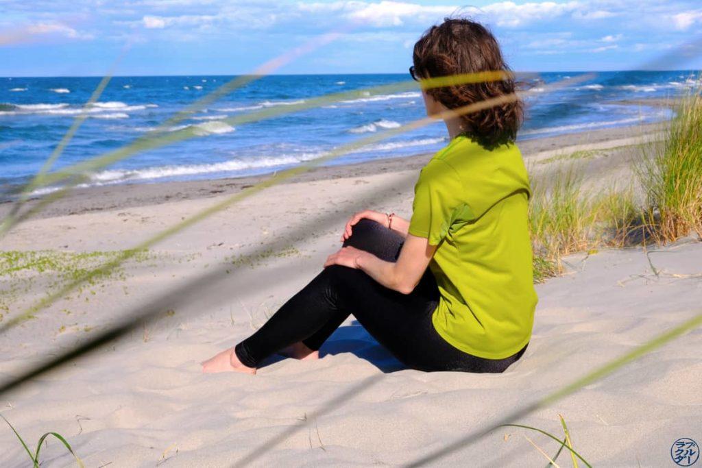 Le Chameau Bleu - Blog Voyage et Outdoor -  Legging Anita - Laeso DK