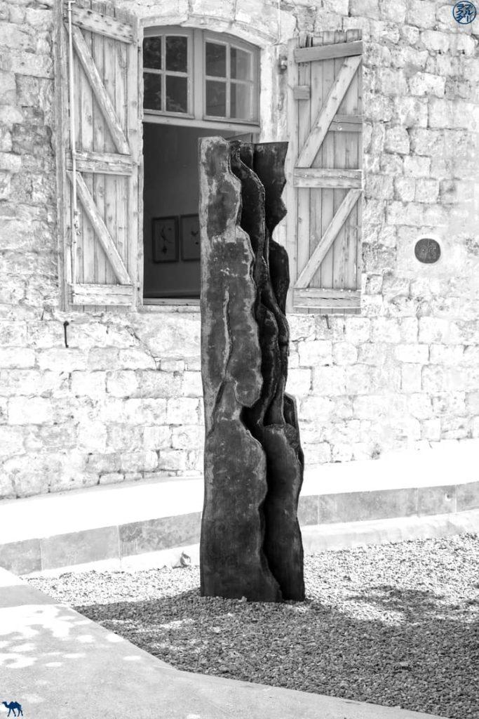 Le Chameau Bleu - Blog Voyage et Gastronomie -  Art à Lauzerte - Quercy - Tarn Et Garonne