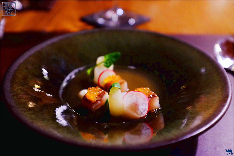 Le Chameau Bleu - Blog Gastronomie - Restaurant 2 étoiles Michelin l'atelier d'Edmond à Val d'Isere