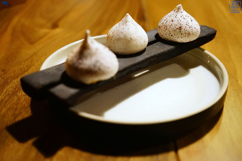 Le Chameau Bleu - Blog Gastronomie - Diner Gastronomique à l'atelier d'Edmond à Val d'Isère