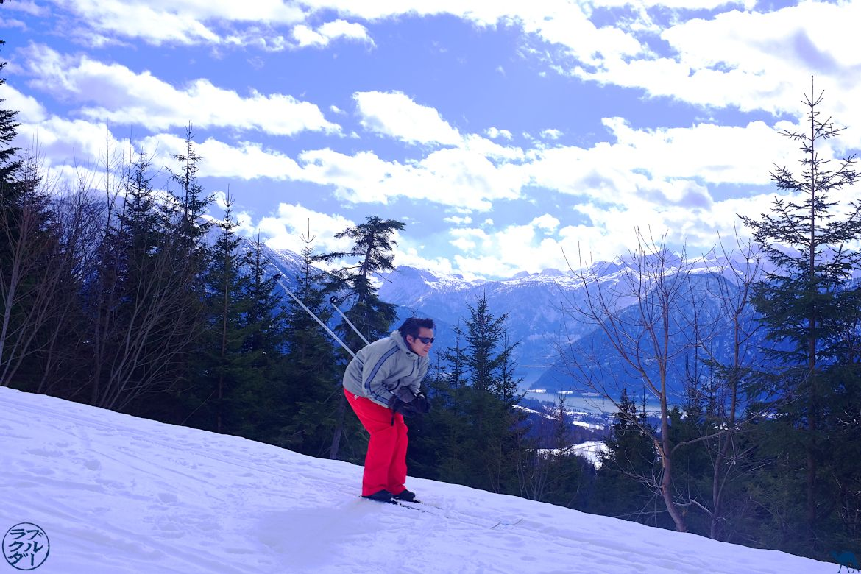 Le Chameau Bleu - Voyage en Autriche - Ski de Fond a Bad Goisern Dachstein Salzkammergut