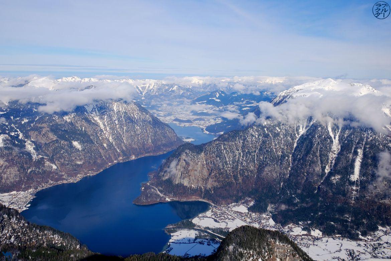 Le Chameau Bleu - Blog Voyage - Voyage en Autriche Dachstein Five Fingers