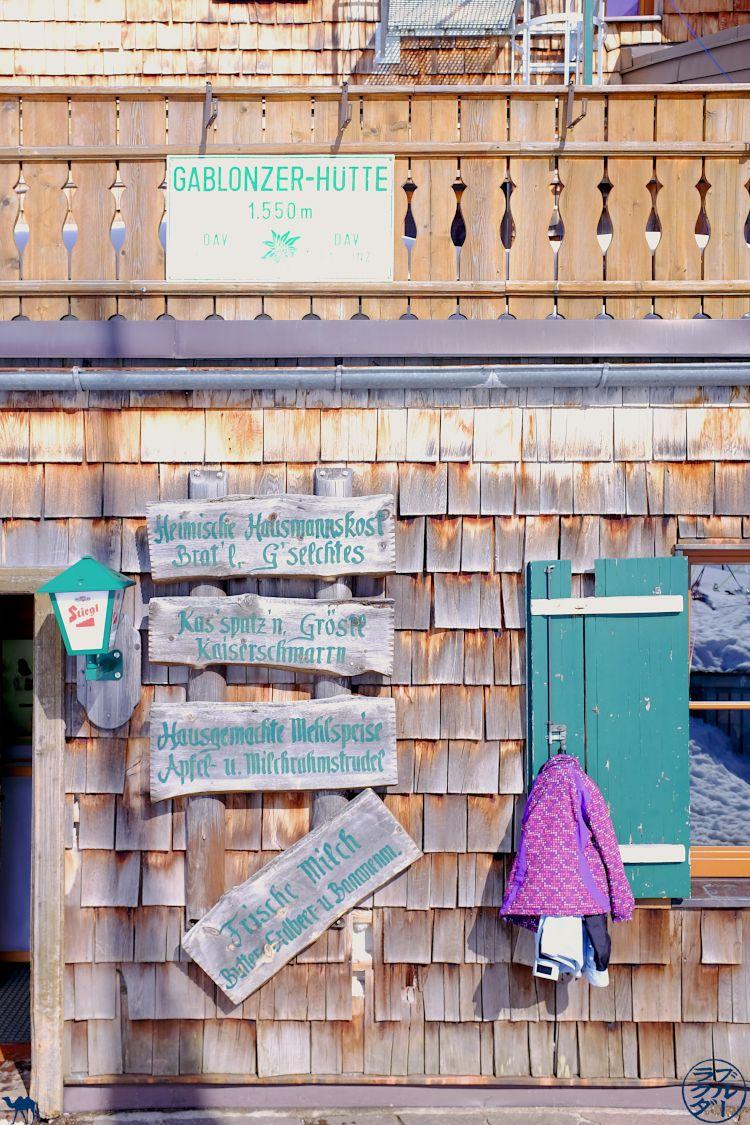 Le Chameau Bleu - Blog Voyage Autriche - Daschstein - Gablonzer Hutte