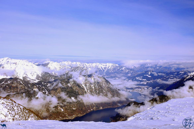 Le Chameau Bleu - Blog Voyage En Autriche - Paysage du Dachstein Krippenstein